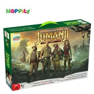 بازی فکری jumanji جومانجی 16